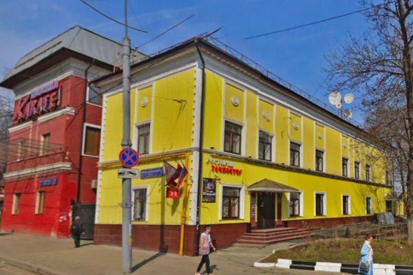 Торговый центр на ул. Верхняя Сыромятническая, 9с2