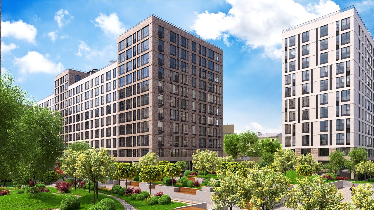 купить квартиру в ЖК Ligovsky city-Второй квартал (Лиговский сити-Второй квартал)