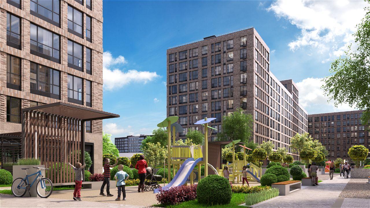 жилой комплекс Ligovsky city-Второй квартал (Лиговский сити-Второй квартал)