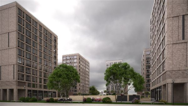 12-я Фотография ЖК «Ligovsky city-Второй квартал (Лиговский сити-Второй квартал)»