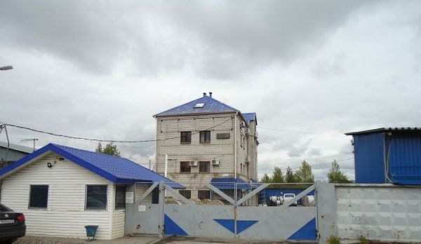 Отдельно стоящее здание на ул. Промышленная, 1А