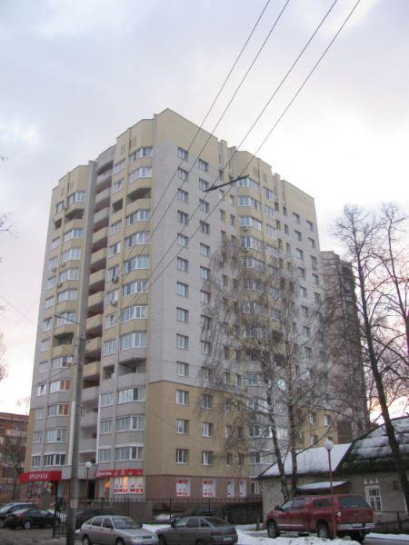 1-я Фотография ЖК «по ул. Орловская, д. 29»