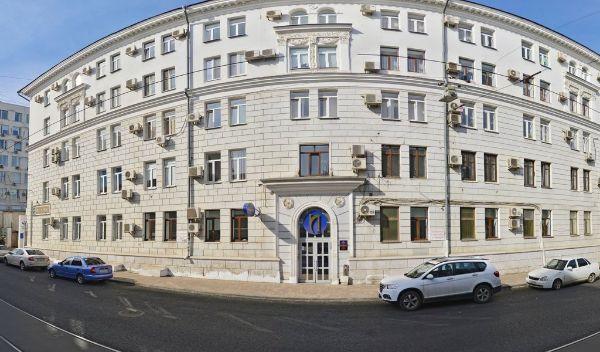 Бизнес-центр на ул. Галактионовская, 150
