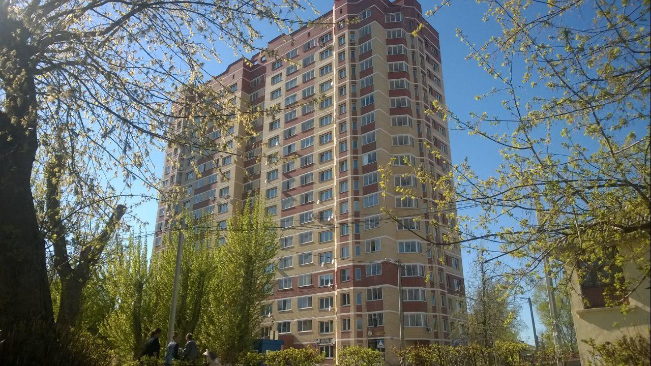 жилой комплекс по ул. Советская