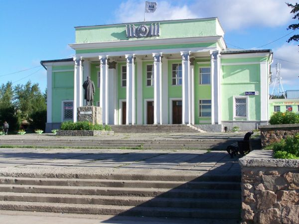 Отдельно стоящее здание на шоссе Металлургов, 70Б