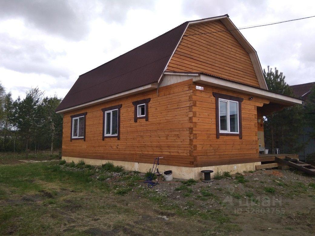 Купить дом 77.6м² Иркутская область, Шелеховский район, Баклаши село - база ЦИАН, объявление 238537269