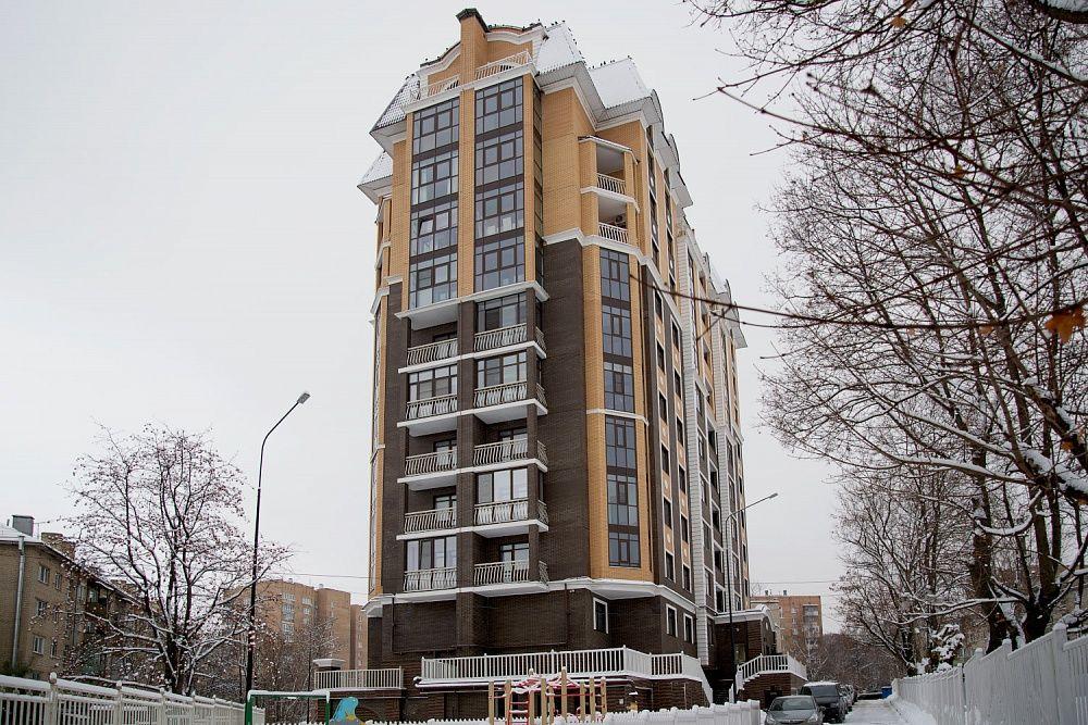 ЖК по ул. Фрунзе, 20а