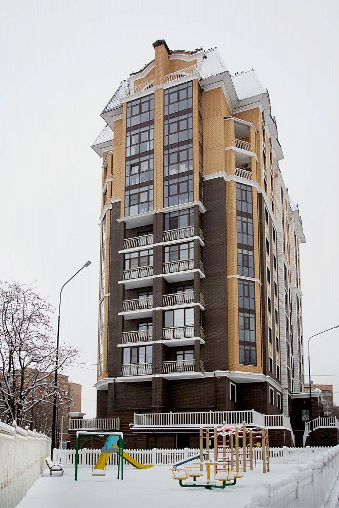 жилой комплекс по ул. Фрунзе, 20а