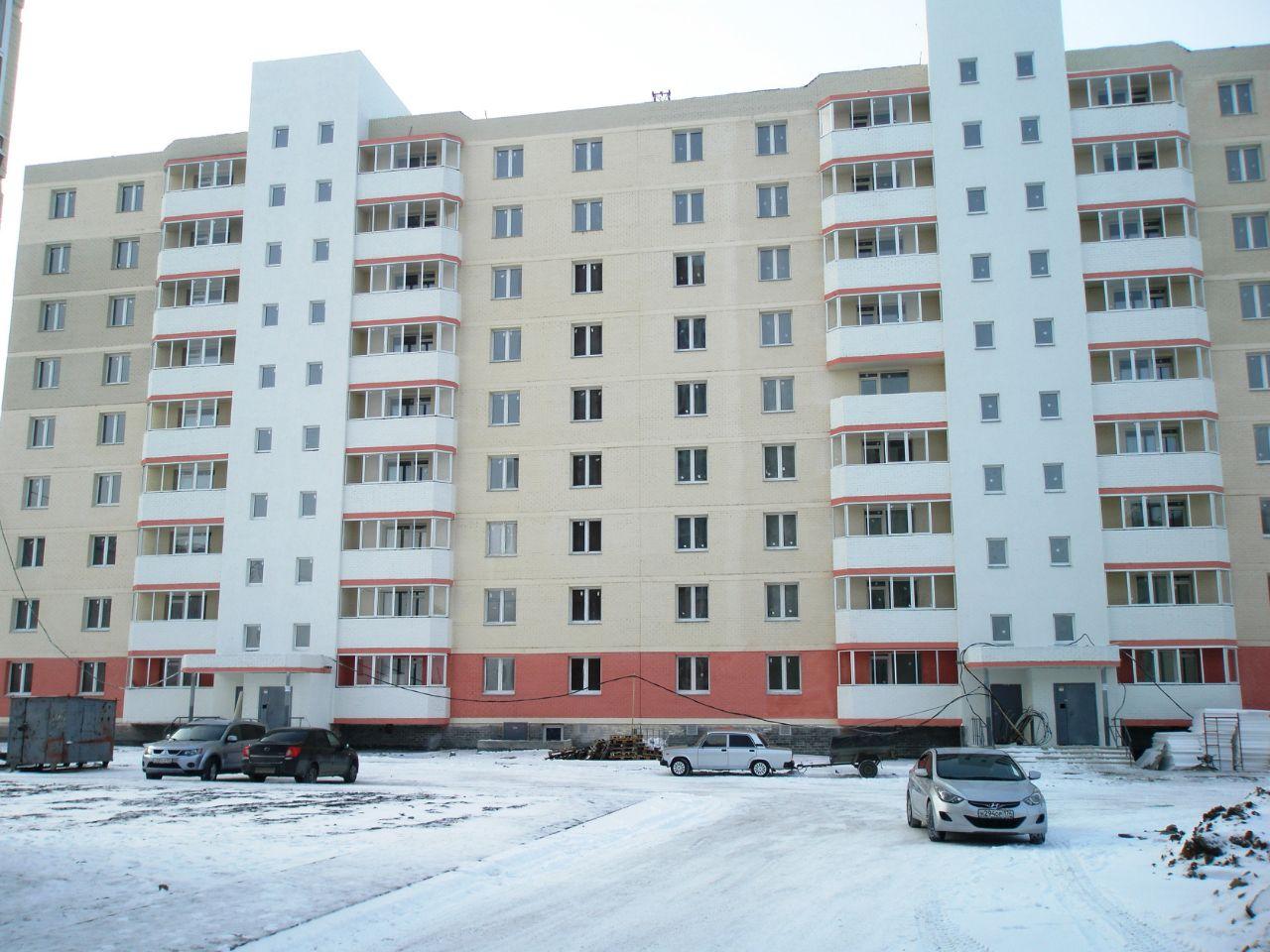 жилой комплекс Яблоневый