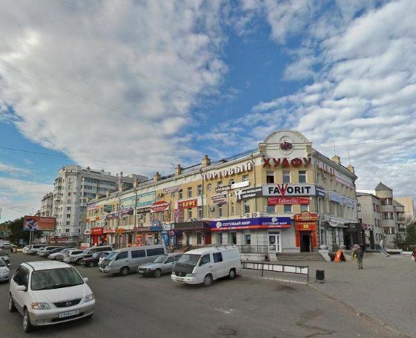 Торговый центр Малый