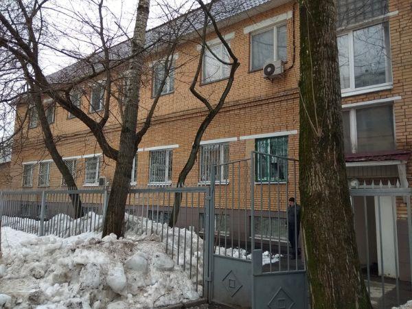 Отдельно стоящее здание на ул. Юных Ленинцев, 83к4
