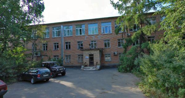 Отдельно стоящее здание на ул. Калинина, 52