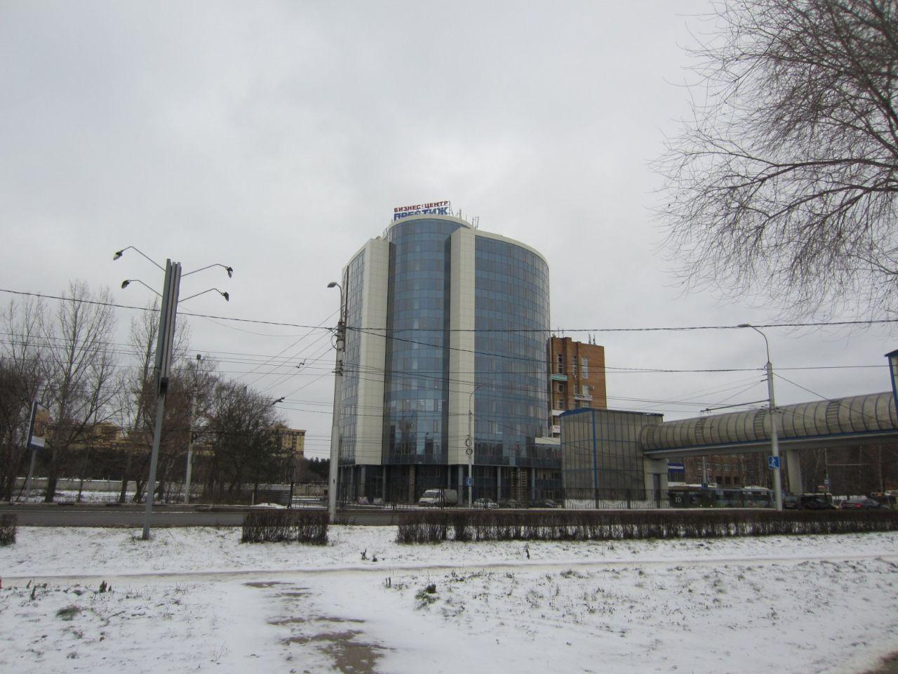 Бизнес Центр Престиж