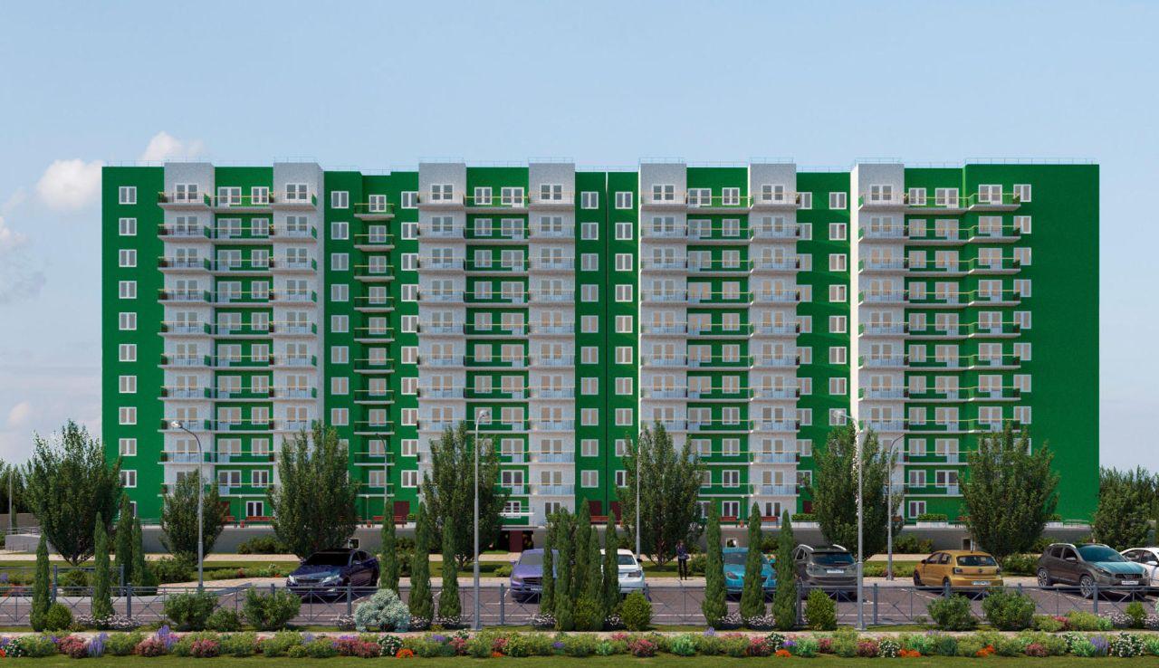 жилой комплекс Добрыня 2 (Кузьминка)