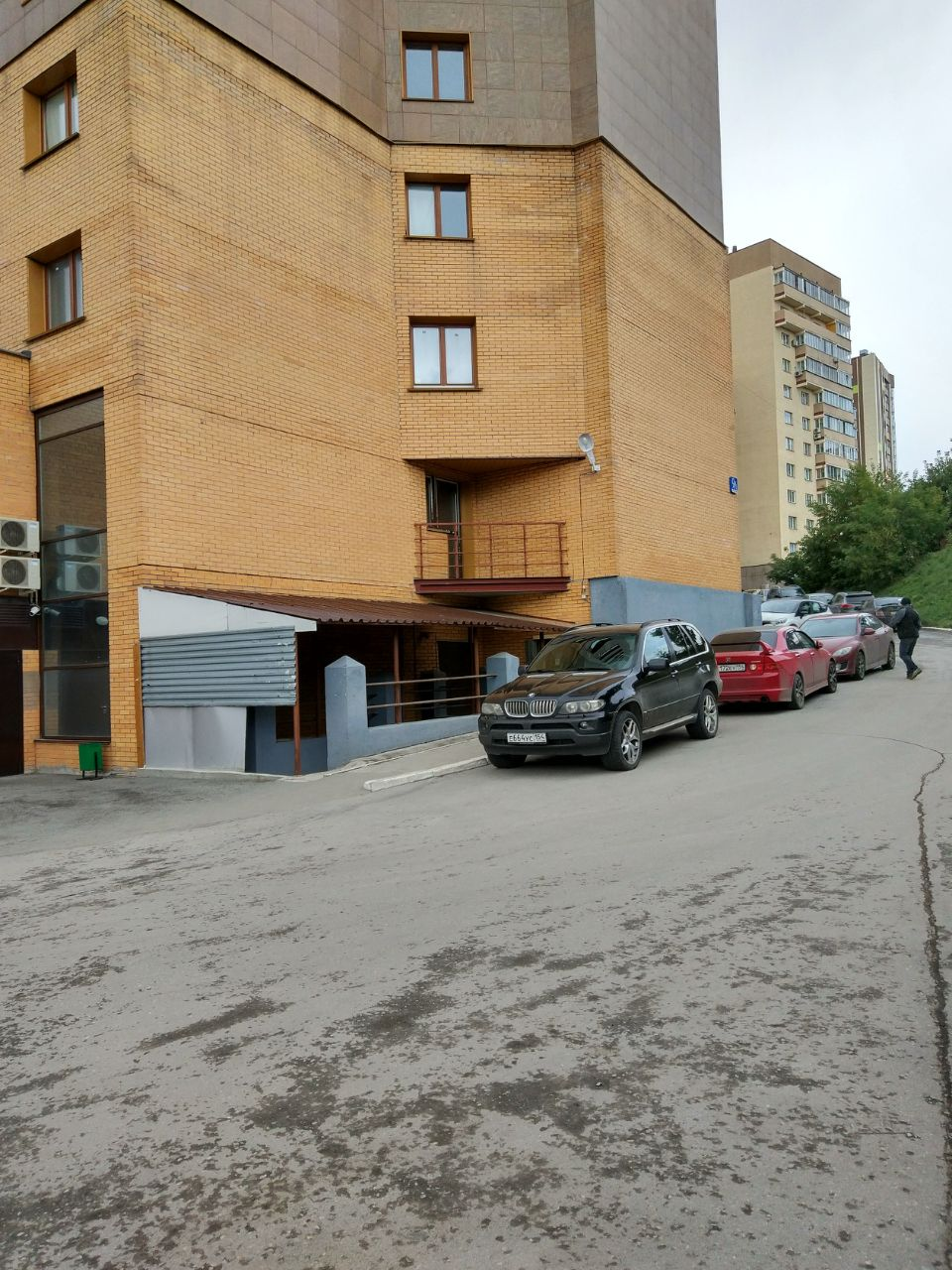 Бизнес Центр на ул. Военная, 9