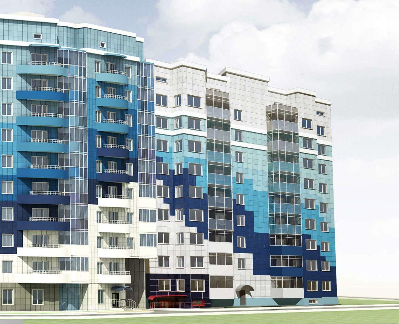 купить квартиру в ЖК дом 3-6, 203 микрорайон
