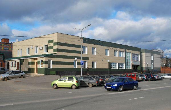 Офисно-складской комплекс на ул. Пирогова, 14