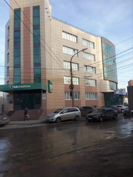 Бизнес-центр на ул. Типанова, 7