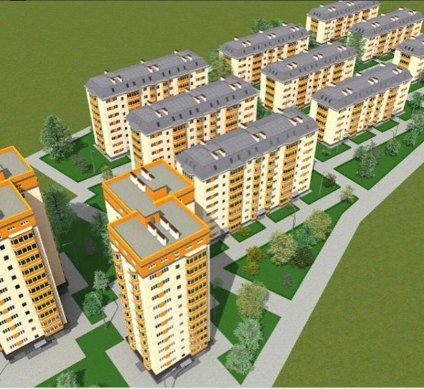 жилой комплекс по ул. Хужокова, 145