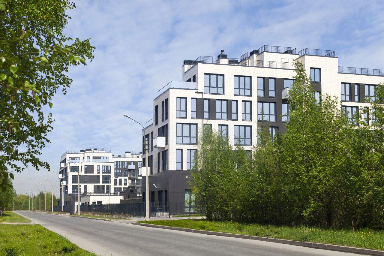 купить квартиру в ЖК Дом на улице Нижне-Каменская