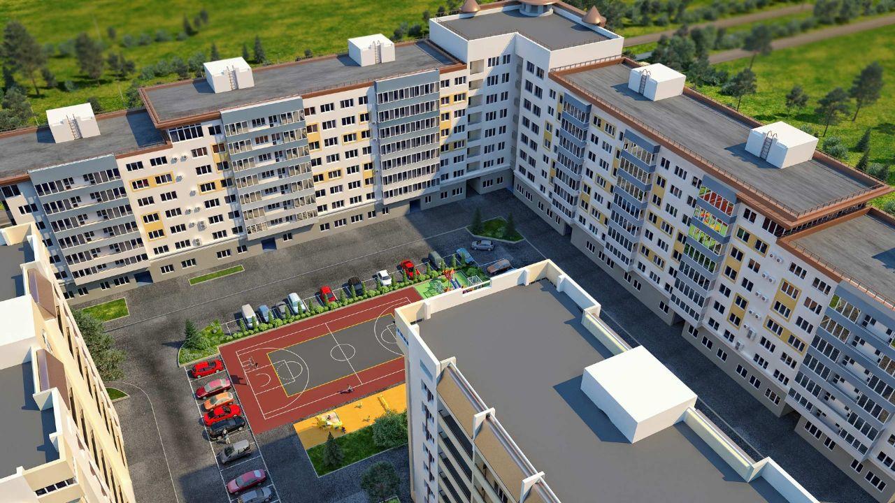 жилой комплекс Евпатория Парк