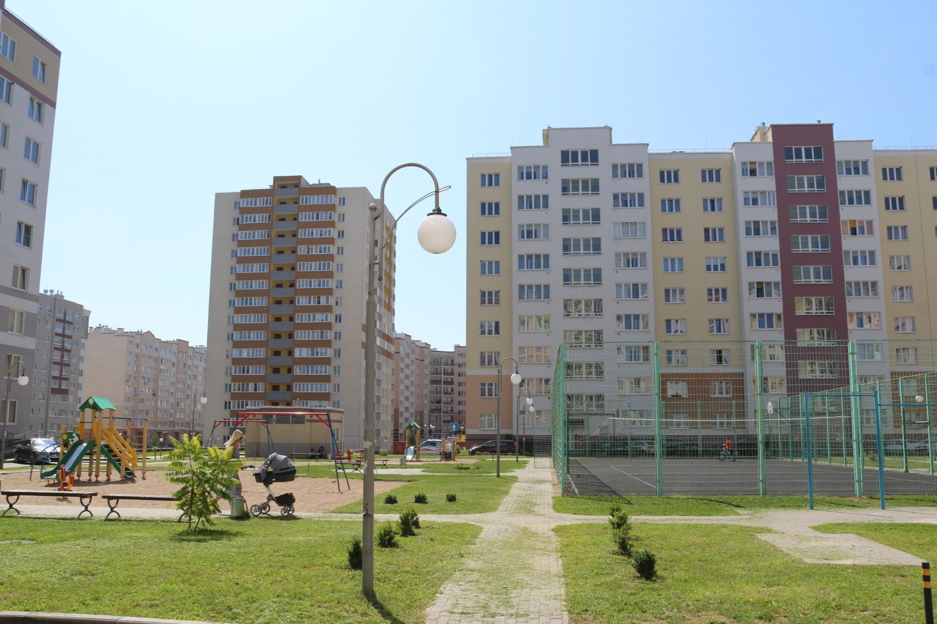 купить квартиру в ЖК Восток