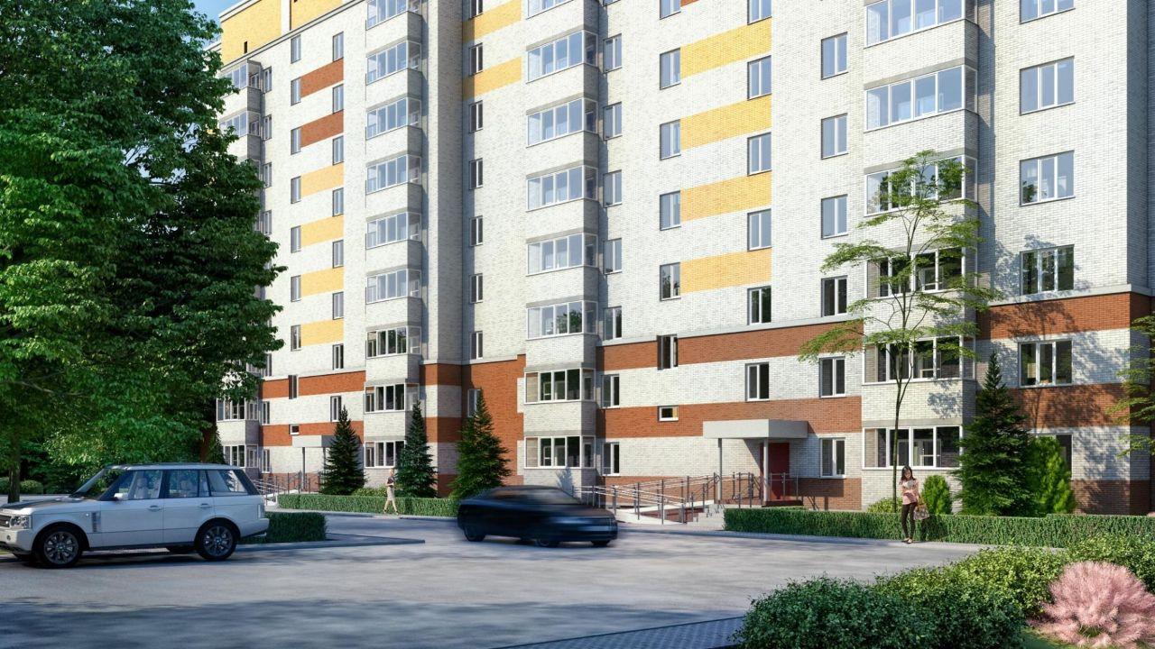 купить квартиру в ЖК Конева, 47в