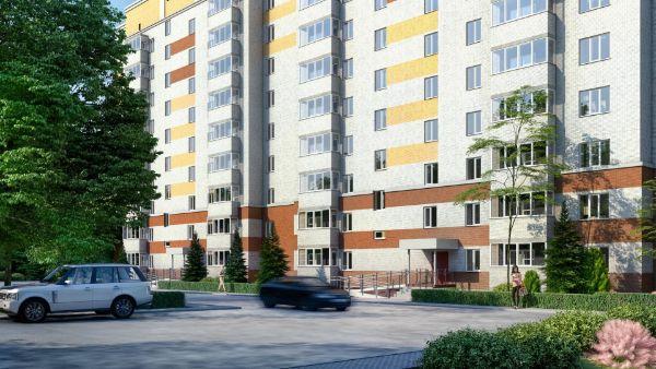 1-я Фотография ЖК «Конева, 47в»