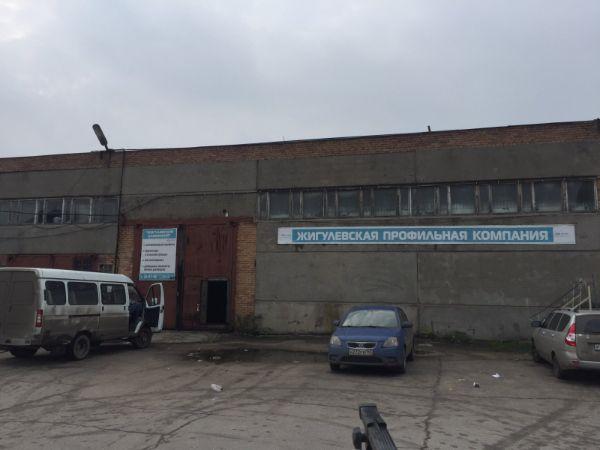 Складской комплекс на ул. Индустриальная, 4с2