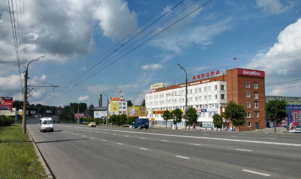 Торговый центр Аврора-Парк