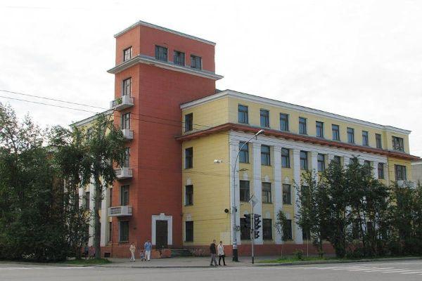 Офисное здание на проспекте Ленина, 73