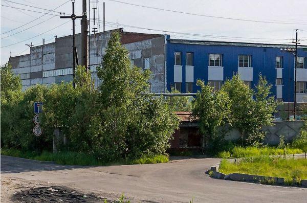 Производственно-складской комплекс на Нефтеюганском шоссе, 62/1