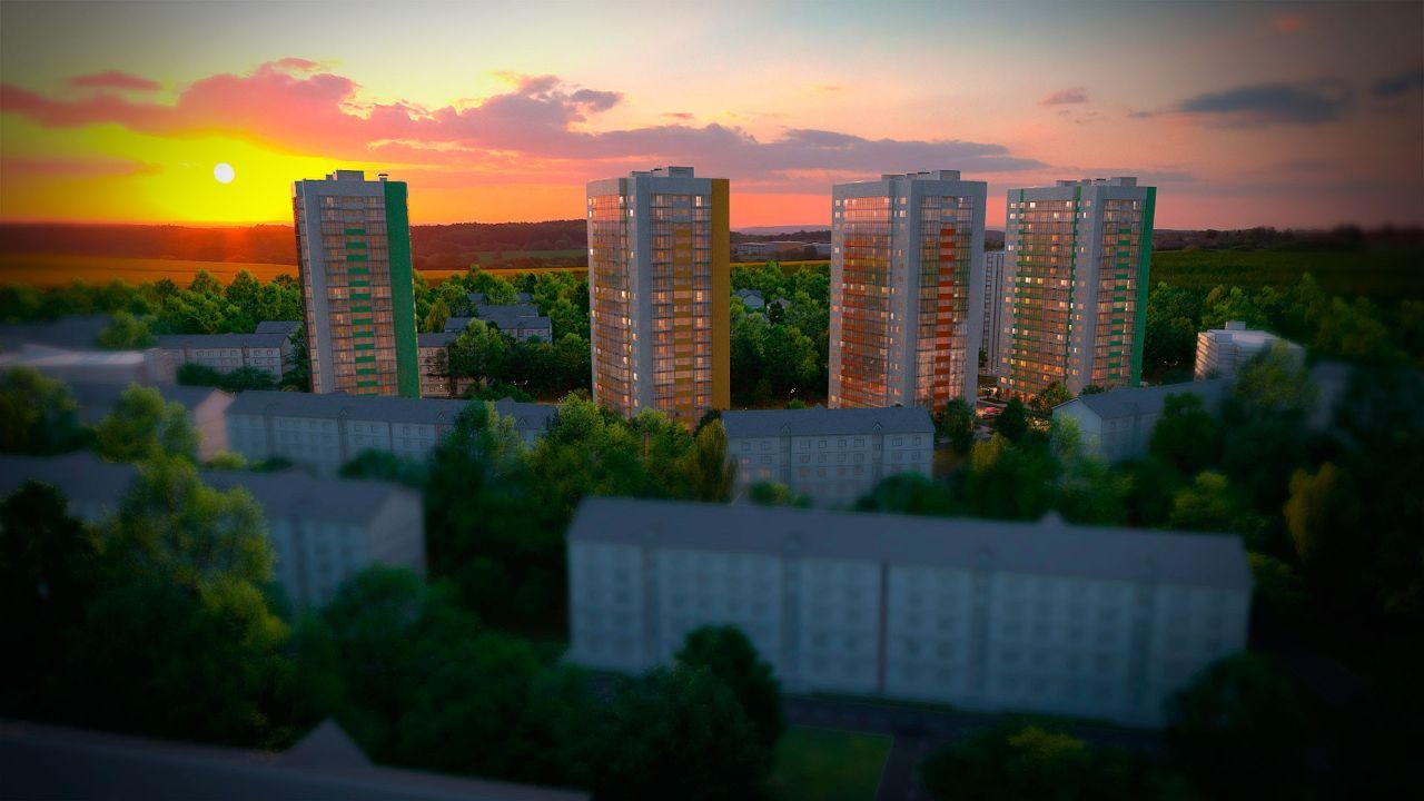 фото ЖК Green City (Грин Сити)