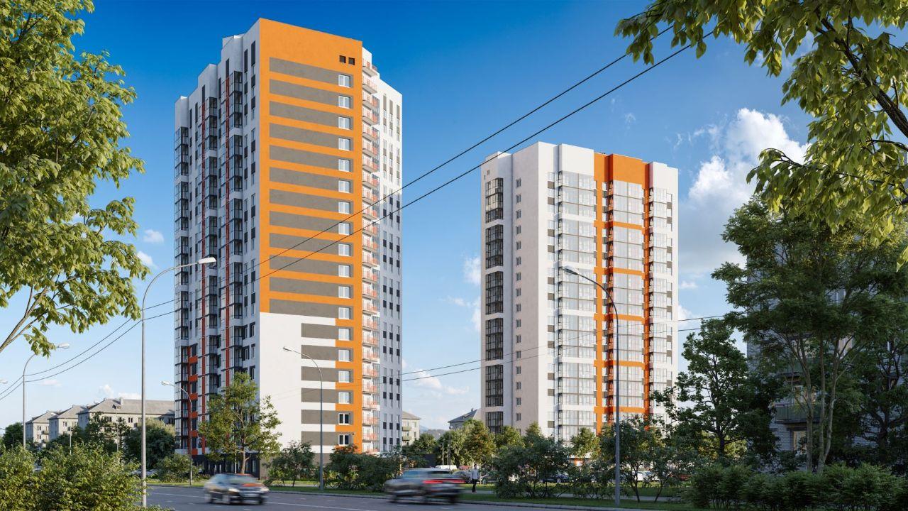 купить квартиру в ЖК Гайва Парк