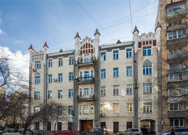 Продается двухкомнатная квартира за 33 000 000 рублей. г Москва, Подсосенский пер, д 14 стр 1.