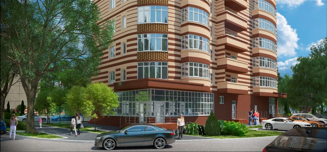 жилой комплекс Университетский 137