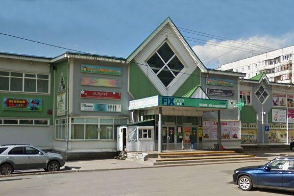 Торговый центр Лето