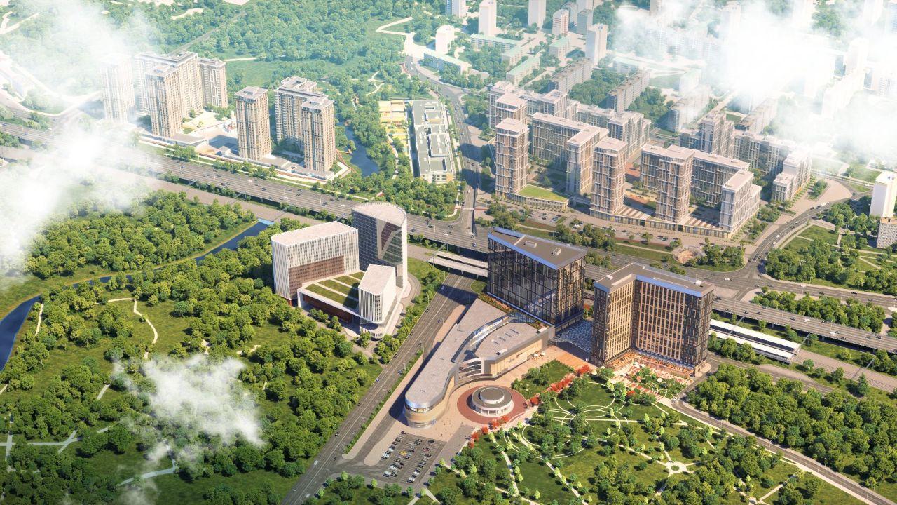 жилой комплекс Апарт-отель YE'S Botanica (YE'S Ботанический сад)