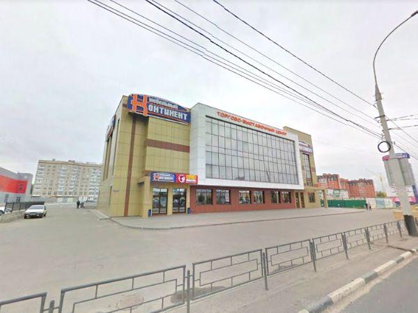 Торгово-выставочный комплекс Мебельный Континент