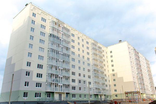 1-я Фотография ЖК «Дом по ул. Делегатская»