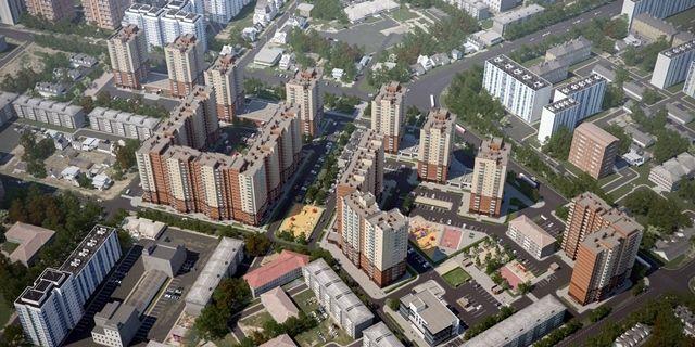 жилой комплекс Новый