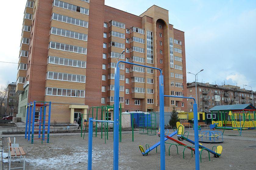 жилой комплекс Шелковая 4а