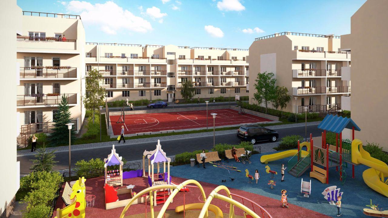 жилой комплекс Молодежный квартал