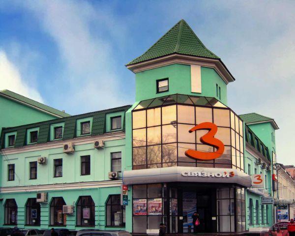 Торговый центр на Первомайском проспекте, 62А