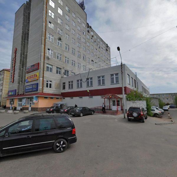 Бизнес-центр Октябрьский