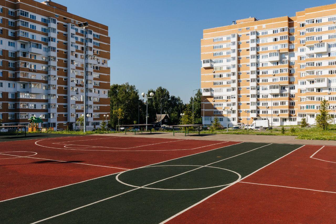 жилой комплекс Спортивный квартал