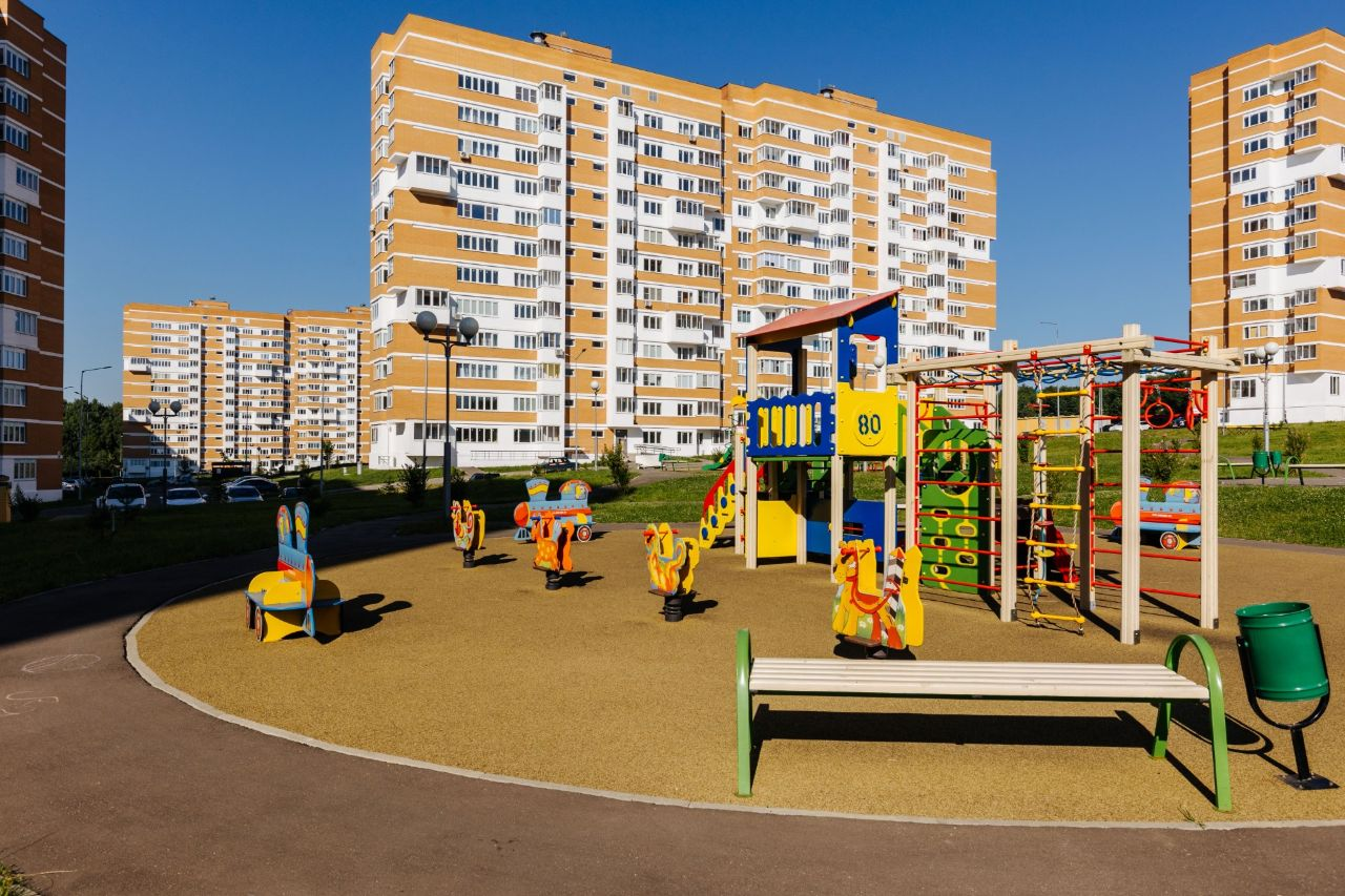 фото ЖК Спортивный квартал