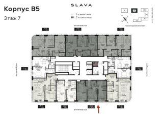 Комплекс апартаментов Slava