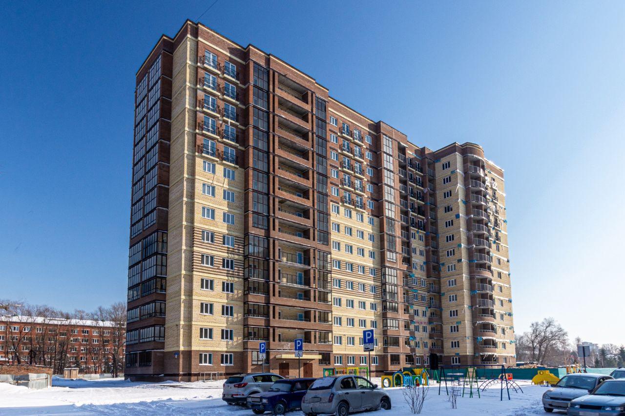 купить квартиру в ЖК на ул. Успенского