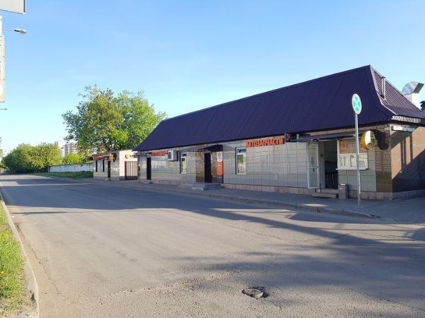 Административное здание на ул. Левобережная, 7